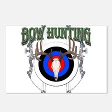 Bow Hunting Postcards (Package of 8)
