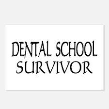 Dental School Graduation Postcards (Package of 8)