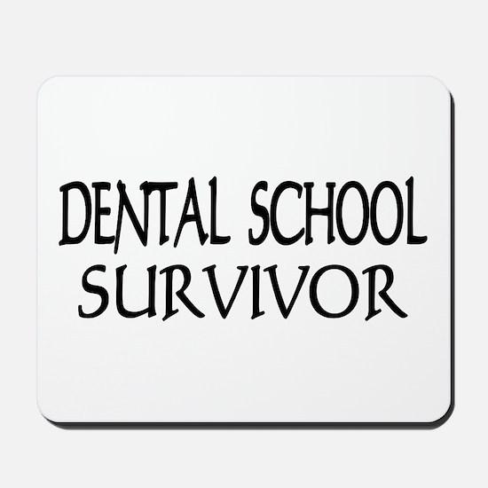 Dental School Graduation Mousepad