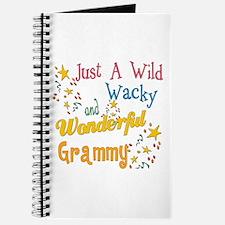 Wild Wacky Grammy Journal