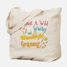 Wild Wacky Grammy Tote Bag