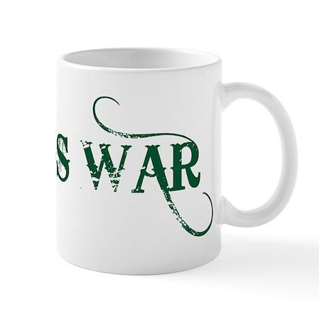 Poker is War Mug
