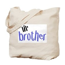 lil' brother Tote Bag