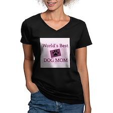 World's Best Dog Mom Shirt