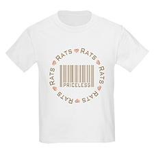 Sweet Rats Priceless T-Shirt