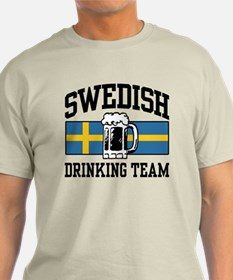 Swedish Drinking Team T-Shirt
