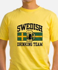 Swedish Drinking Team T