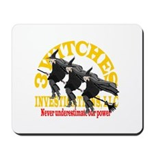 THREE WITCHES, LLC Mousepad