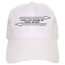 Follow Me Baseball Cap
