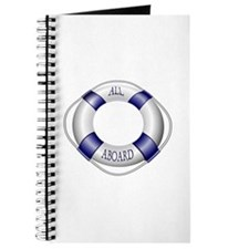 Smooth and Happy Sailing Journal
