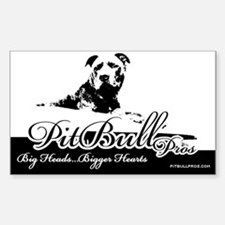 PBP Old School Rectangle Decal
