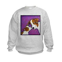 Jack Russell Love Sweatshirt
