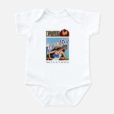 Unique Logo Infant Bodysuit