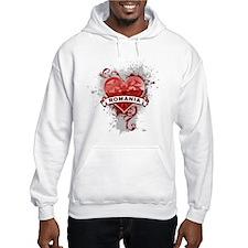 Heart Romania Hoodie