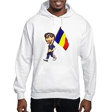 3D Romania Hoodie