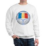 Romania Soccer Sweatshirt
