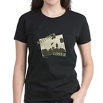 Nature's Loser Women's Dark T-Shirt