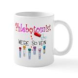 Phlebotomy Small Mugs (11 oz)