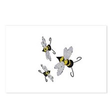 Bumblebee 3 Postcards (Package of 8)