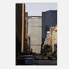 NYC MetLife Building Postcards (Package of 8)