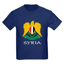 Syria Coat of Arms T