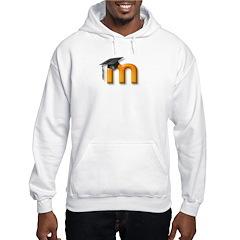 M Logo Hoodie