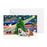 Xmas Magic & EBD Greeting Card