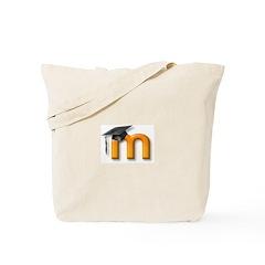 M Logo Tote Bag