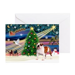 Xmas Magic & EBD Greeting Cards (Pk of 20)