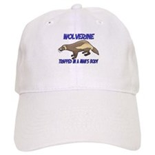 Wolverine Trapped In A Man's Body Baseball Cap