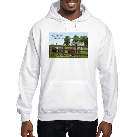 SELR Llama Hooded Sweatshirt