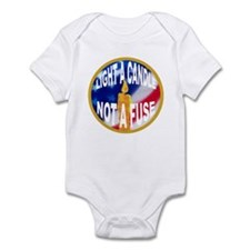 LIGHT A CANDLE US Infant Bodysuit