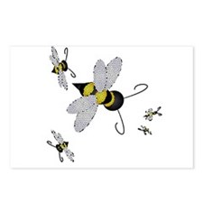 Bumblebee 2 Postcards (Package of 8)