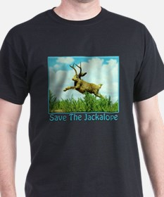 Save The Jackalope T-Shirt