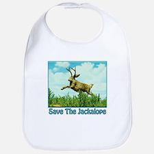 Save The Jackalope Bib