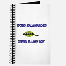 Tiger Salamander Trapped In A Man's Body Journal