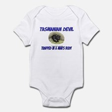 Tasmanian Devil Trapped In A Man's Body Infant Bod