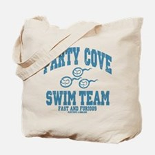 Party Cove Swim Team Tote Bag
