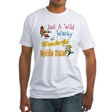 Wild Wacky Middle Sister Shirt