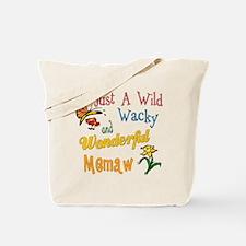 Wild Wacky Memaw Tote Bag