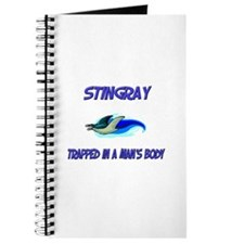 Stingray Trapped In A Man's Body Journal