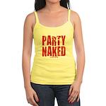 Party Naked! Jr. Spaghetti Tank