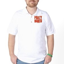 Party Naked! T-Shirt