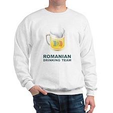Romanian Drinking Team Sweatshirt