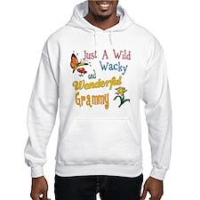 Wild Wacky Grammy Jumper Hoody