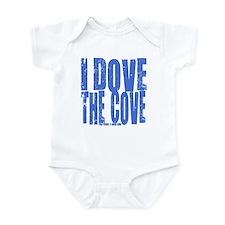 I Dove The Cove! Infant Bodysuit