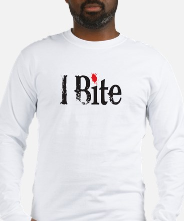 I BIte Long Sleeve T-Shirt