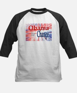 Obama for Change Tee