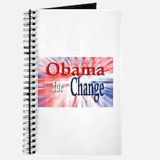 Obama for Change Journal