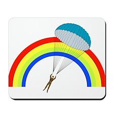 Parachuting Mousepad